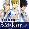3 Majesty / Royal Trinity 【初回生産限定盤】