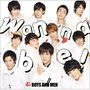 BOYS AND MEN / Wanna be!  【通常盤】
