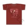 「Once In a Blue Moon FMA」 Tシャツ OSAKA ver. WINE RED Mサイズ