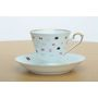 LiccA cup&saucer 'Arita ware' color