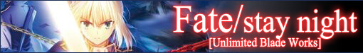 Fate/stay night UBW