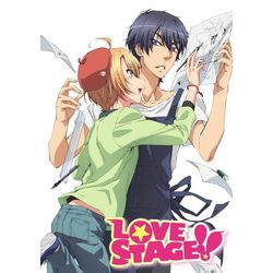 LOVE STAGE!! Blu-ray限定版 第3巻 【BD】