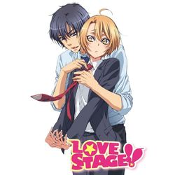 LOVE STAGE!! Blu-ray限定版 第4巻 【BD】