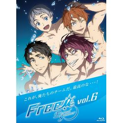 Free!-Eternal Summer- 6 【BD】