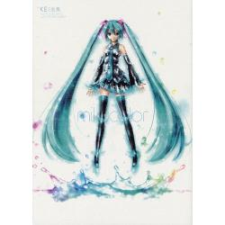 mikucolor KEI画集 KEI'HATSUNE MIKU ILLUSTRATION WORKS