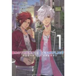 BROTHERS CONFLICT 2nd SEASON 1 [シルフコミックス S−27−8]