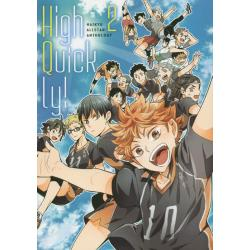 High Quickly! HAIKYU ALLSTAR ANTHOLOGY 2 [F−BOOK selection]
