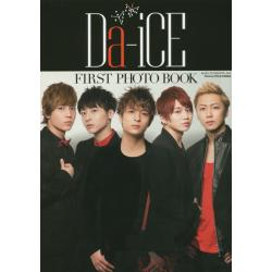 Da‐iCE FIRST PHOTO BOOK