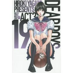 DEAR BOYS ACT 3 19 [講談社コミックス KCGM1472 MONTHLY SHONEN MAGAZINE COMICS]