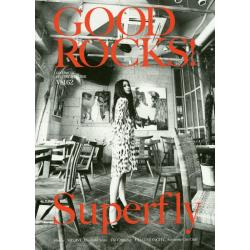 GOOD ROCKS! GOOD MUSIC CULTURE MAGAZINE Vol.62