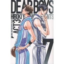 DEAR BOYS ACT 3 7 [講談社コミックス KCGM1290 MONTHLY SHONEN MAGAZINE COMICS]
