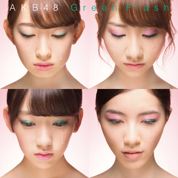 AKB48 / 39th Single Green Flash 【Type A 初回限定盤】