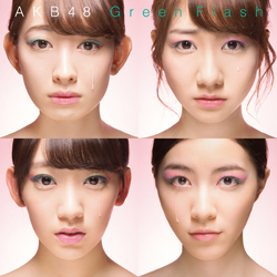 AKB48 / 39th Single Green Flash 【Type A 通常盤】