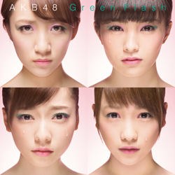 AKB48 / 39th Single Green Flash 【Type S 通常盤】