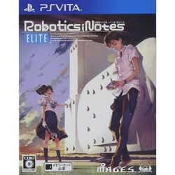 ROBOTICS;NOTES ELITE 通常版 【PSVソフト】