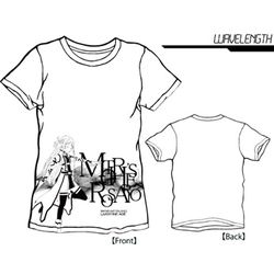 LIVERTINEAGE×SWORD ART ONLINE II コラボTシャツ 第二段 WAVER M