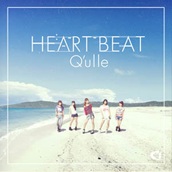 Q'ulle(キュール) / HEARTBEAT 【通常盤】 ※キャラアニ特典付き