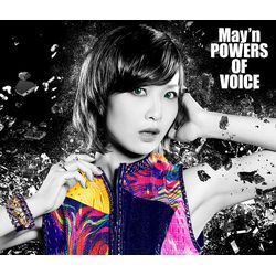 May'n / POWERS OF VOICE 【CD付初回限定盤】