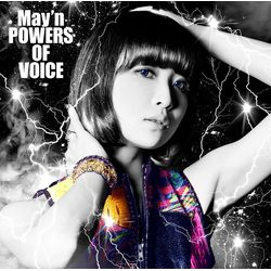 May'n / POWERS OF VOICE 【通常盤】