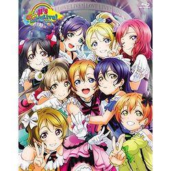 ラブライブ!μ's Go→Go! LoveLive! 2015~Dream Sensation!~ Blu-ray Memorial BOX 【BD】
