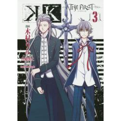 K−THE FIRST− 3 [G FANTASY COMICS]