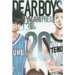 DEAR BOYS ACT 3 20 [講談社コミックス KCGM1487 MONTHLY SHONEN MAGAZINE COMICS]