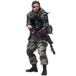 METAL GEAR SOLID V:THE PHANTOM PAIN mensHdge technical statue No.16 ヴェノム・スネーク