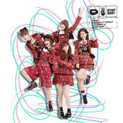 AKB48 / 42nd Single 唇にBe My Baby 【Type B 初回限定盤】 ※キャラアニ特典付き