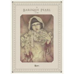 BAROQUE PEARL 安蘭画集 [TH ART Series]