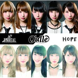 Q'ulle / HOPE/UNREAL 初回限定盤 ※キャラアニ特典付き