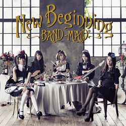 BAND-MAID / New Beginning DVD付き