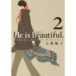 He is beautiful. 2 [H&C Comics ihrHertZ]