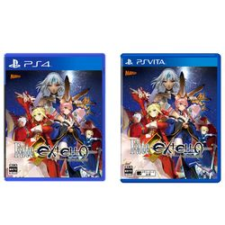Fate/EXTELLA VELBER BOX 【PS4/PSVソフト】