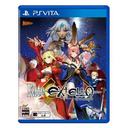 Fate/EXTELLA REGALIA BOX for PlayStation Vita 【PSVソフト】