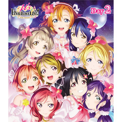 ���u���C�u�I��'s Final LoveLive! �`��'sic Forever����������` Blu-ray Day2 �yBD�z