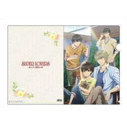 SUPER LOVERS クリアファイル A
