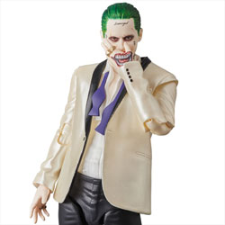SUICIDE SQUAD マフェックス No.039 MAFEX THE JOKER(SUITS Ver.) 【2017年6月出荷予定分】