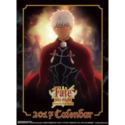 Fate/stay night(UBW) 2017年カレンダー [CL-131]