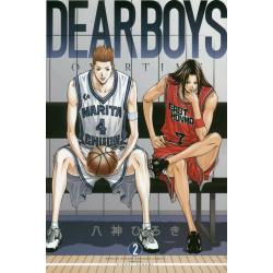 DEAR BOYS OVER TIME 2 [講談社コミックス KCGM1557 MONTHLY SHONEN MAGAZINE COMICS]