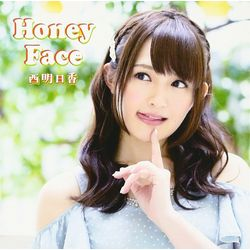 西明日香 / Honey Face 【通常盤】