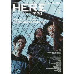 HEREmag FOR THE FIRST TIME IN YOUR LIFE,LET'S START TODAY NO.01(2016AUTUMN) NU−AGE FASHION,MUSIC,CULTURE [ぴあMOOK]