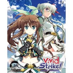ViVid Strike! Vol.1 【BD】