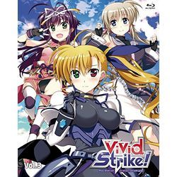 ViVid Strike! Vol.3 【BD】