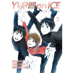 ユーリ!!! on ICE 3 【BD】