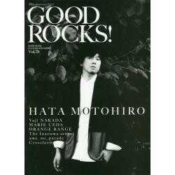 GOOD ROCKS! GOOD MUSIC CULTURE MAGAZINE Vol.78