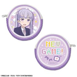 NEW GAME! コインケース デザイン01 涼風青葉 【2016年12月出荷予定分】
