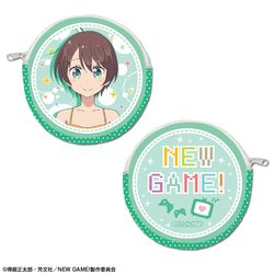 NEW GAME! コインケース デザイン03 篠田はじめ 【2016年12月出荷予定分】