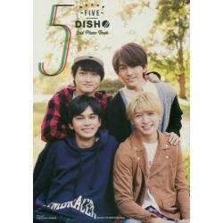 5−FIVE− DISH// 2nd Photo Book