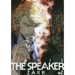 CANIS THE SPEAKER 2 [EDGE COMIX]