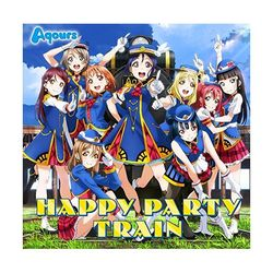 【フェア対象商品】 HAPPY PARTY TRAIN 【CD+BD】